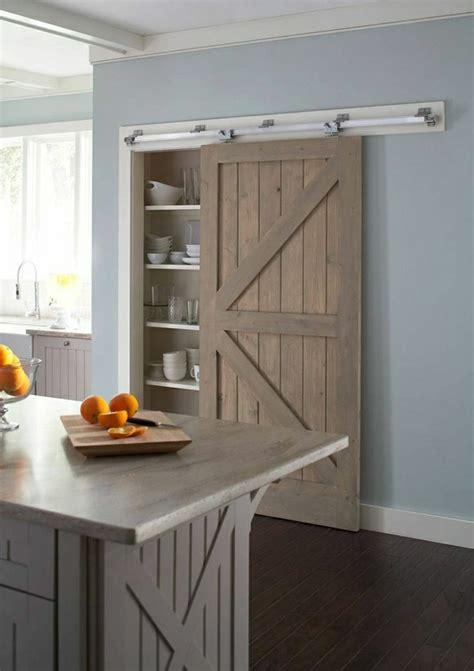 portes placards cuisine la porte coulissante en 43 variantes magnifiques