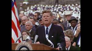 An Analysis Of John F Kennedy U2019s Moon Speech