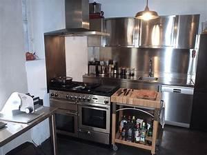 Porte De Cuisine : meuble de cuisine sans porte id es de d coration int rieure french decor ~ Teatrodelosmanantiales.com Idées de Décoration