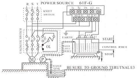 Diagram Wiring Floatless Level Switch Full