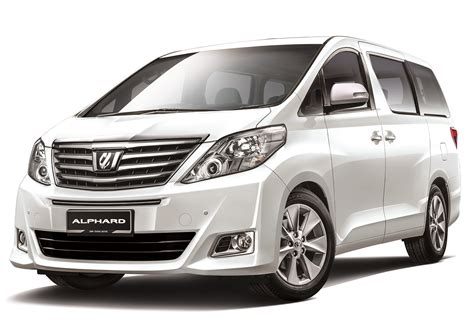 Toyota Alphard by Toyota Alphard Price China