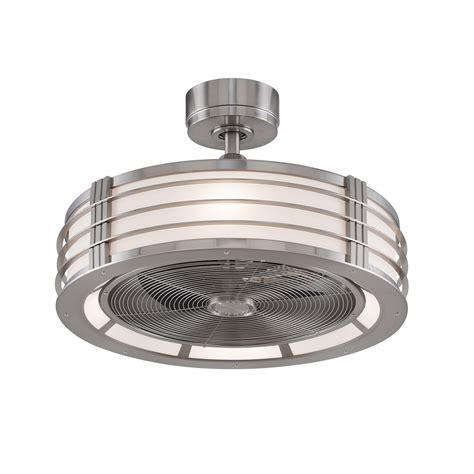 broan bathroom fan replacement fanimation beckwith brushed nickel 23 inch ceiling fan
