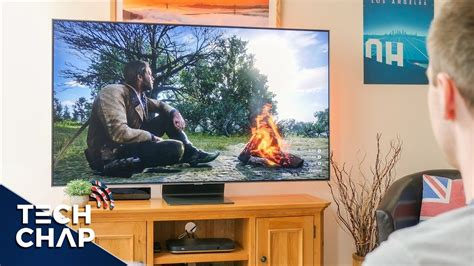 the best gaming 2019 4k 120hz hdr freesync 2 the tech chap youtube