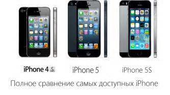 iphone 5s vs 5 сравнение iphone 4s vs iphone 5 vs iphone 5s какой iphone
