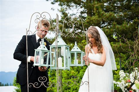 candle lighting ceremony wedding lighting of the unity candle in christian wedding ceremony
