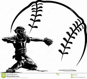 Best Photos of Baseball Black And White Drawing - Baseball ...