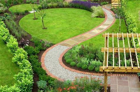 Ideen Für Gartenwege by Die Gartenwege Verantwortlich Anlegen Und Gestalten