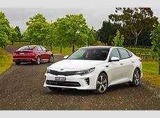 Review 2017 Kia Optima Review