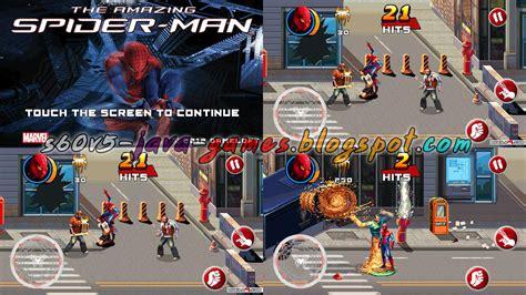 Incroyable spider man 2 java télécharger phoneky   markparkres