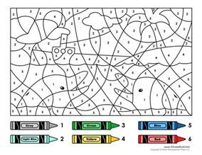 color by numbers 2 tim 39 s printables