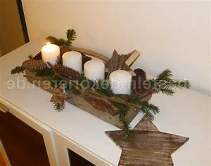 Weihnachtsdeko Selber Machen Holz : weihnachtsdeko aus holz selber machen draussen ~ Frokenaadalensverden.com Haus und Dekorationen