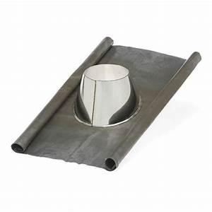 Conduit Cheminée Inox : solin d 39 tancheit plomb inox 350 tubage conduit ~ Edinachiropracticcenter.com Idées de Décoration