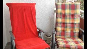 Sitzauflagen Für Hochlehner : diy bez ge f r campingst hle youtube ~ Orissabook.com Haus und Dekorationen