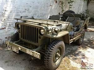 1942 Ford Gpw Jeep Ww2 Willys Mb