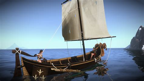Boats Witcher 3 by Geralt S Boat Hd Retextures At The Witcher 3 Nexus Mods