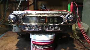 1951 Ford Truck Radio