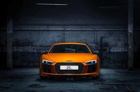 Audi Backgrounds by Audi R8 Orange Colour Hd Wallpapers X Auto