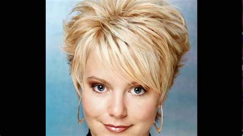 short hairstyles  women  thick hair latest short