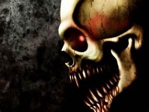Evil Skulls Wallpaper - WallpaperSafari