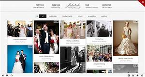 jphotolio responsive wedding photography wp theme by With wedding photography sites