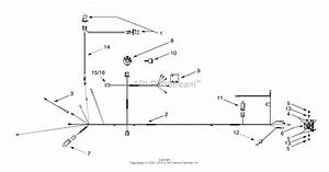 Mtd 13ai607h019  2000  Parts Diagram For Electrical Harness
