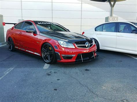 c63 amg tuning mercedes c63 amg facelift gt carbon package tuning empire