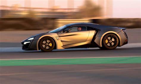 lykan hypersport review price specs top speed