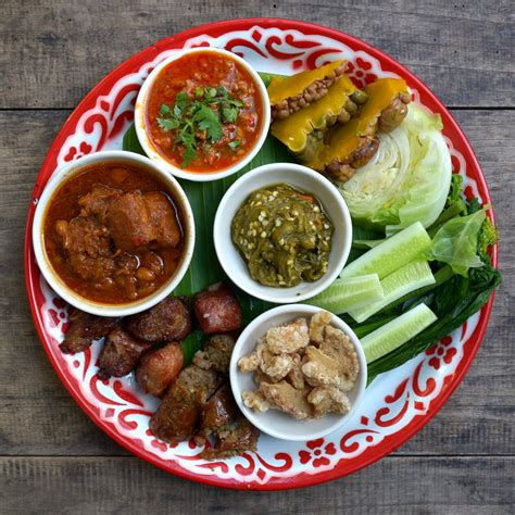 tati cuisine file lanna cuisine starters jpg wikimedia commons