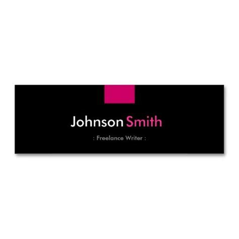 images  writer business cards  pinterest