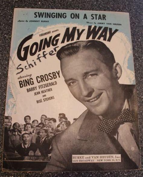 swing on a crosby sheet swinging on a crosby 1944