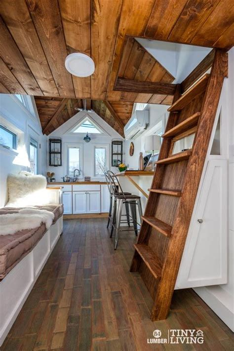 countryside   lumber tiny living tiny cabins interiors modern tiny house  tiny house