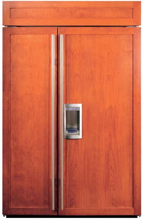 bisdo   built  side  side refrigerator   cu ft capacity