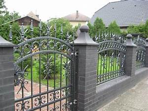 Zaun Aus Polen : zaun aus polen schmiedeeisen zaune metallzaune b ~ Orissabook.com Haus und Dekorationen