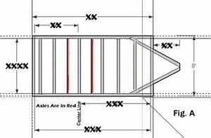 Tandem Axle Utility Trailer Plans  With Images