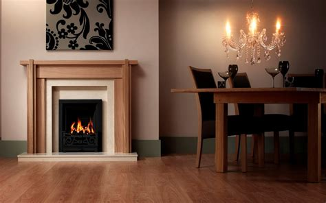 gas fireplace cherry corner mantel  custom fireplace