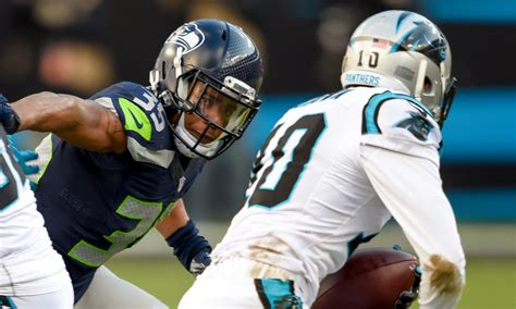 seahawks  panthers week  odds seattle favored   points