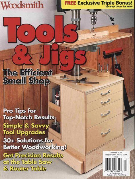 woodwork woodsmith specials  plans