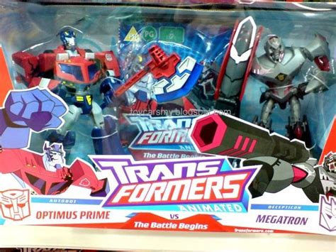 Transformers Cartoon Network Animated Series Available