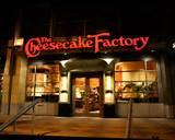 Cheesecakes Factory Menu Photos
