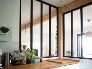 Pose Verriere Sur Placo : diy une verri re style atelier pas ch re pour s parer ~ Melissatoandfro.com Idées de Décoration