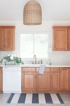 kitchens styles and designs 5 ideas update oak cabinets without a drop of paint 6597