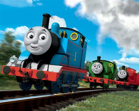 Thomas And Friends Bedroom Wallpaper Mural 8ft X 10ft
