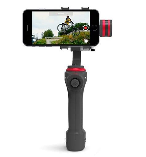 iphone steadicam nacelle a camone gravity steadycam pour iphone