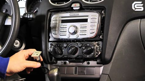 installation  cd mpusb oem stereo  ford youtube