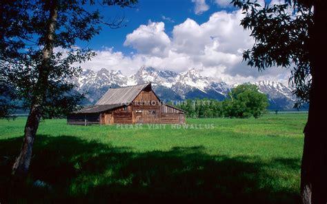 moulton ranch grand teton national park wyoming