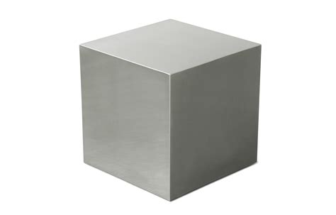 desk in small bedroom stainless steel cube end table viesso