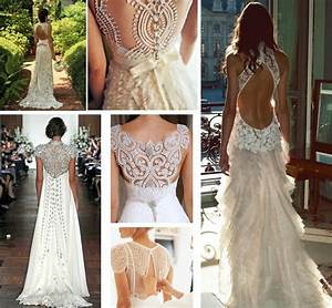 wedding dresses with amazing back detail sang maestro With wedding gowns with beautiful backs
