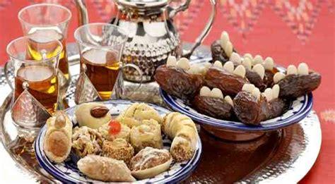 cuisine tunisienne arabe pâtisseries orientales