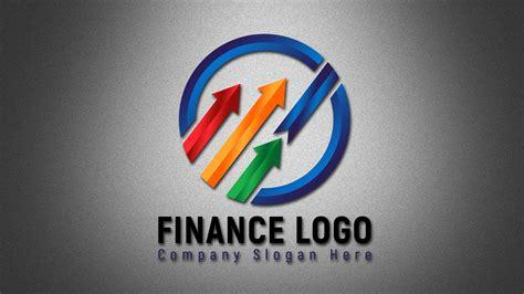 Finance Company Logo Design Free Template – GraphicsFamily