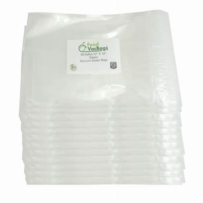 Foodvacbags Zipper Bags Gallon